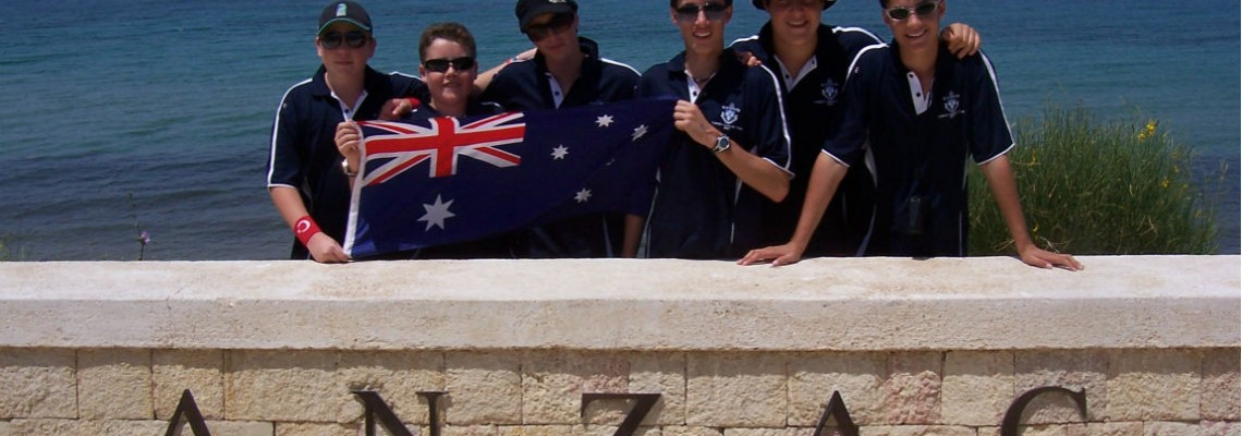 ANZAC Day 2016 Tour – The Sergeant Tour 12 – Day itinerary