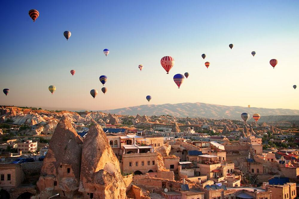 Image result for Cappadocia, Turkey