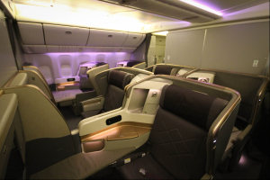 New Singapore Airlines Boeing 777 Released Trans Turk